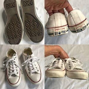 "CONVERSE Chuck Taylors True ""Women""s 6 1/2 Shoes"